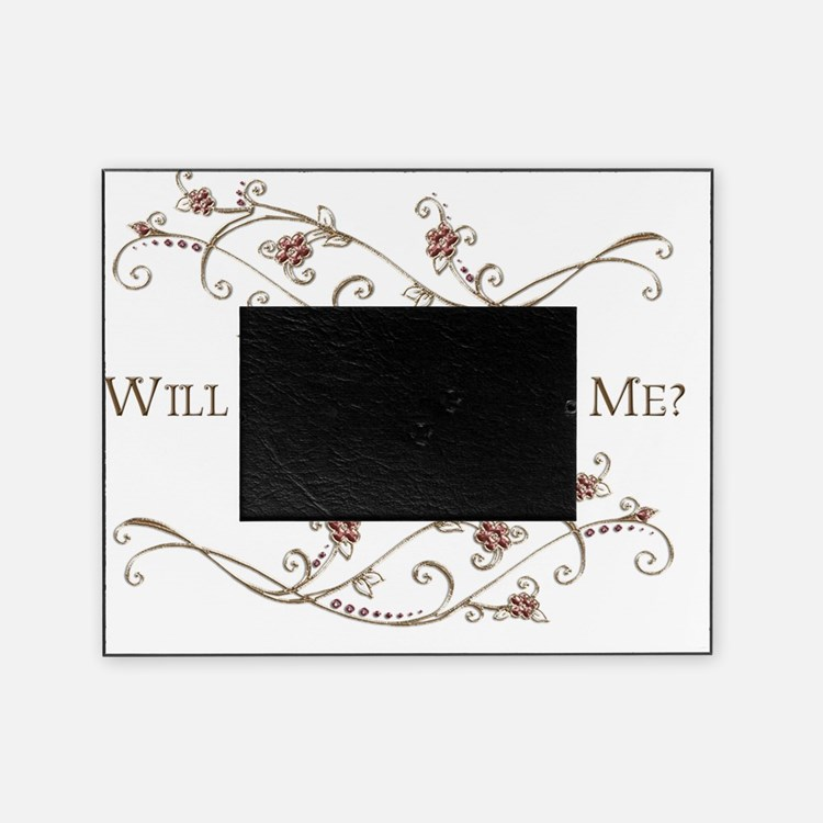 Will You Marry Me Picture Frames