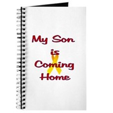 My son is coming home Journal
