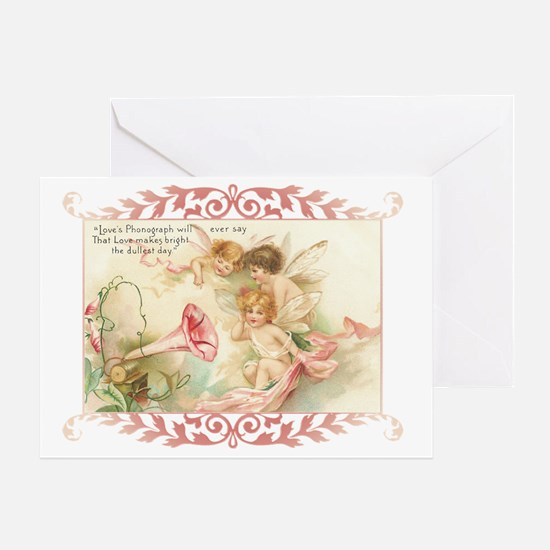 Cupid Angel I Greeting Card
