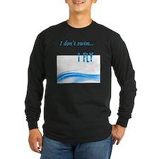 I dont swim... I Fly T