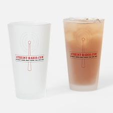 Atheist-Radio Logo Drinking Glass