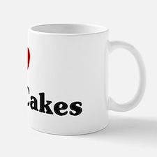 I love Bundt Cakes Mug
