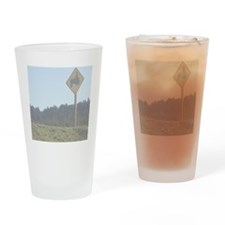 farmerstickynotes Drinking Glass