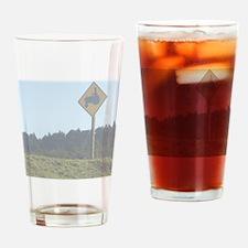 farmerstickynotes Drinking Glass