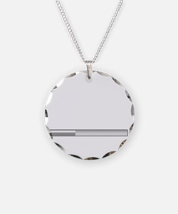 Baby Buffering...33% Necklace