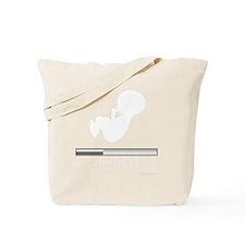 Baby Buffering...33% Tote Bag