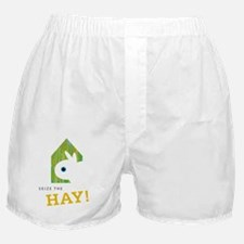 Snuffy in Seize the Hay! Boxer Shorts