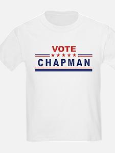 Gene Chapman in 2008 T-Shirt