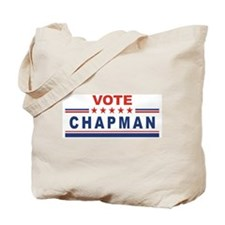 Gene Chapman in 2008 Tote Bag