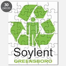 Soylent Greensboro Puzzle