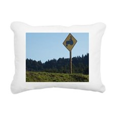farmergelmousepad Rectangular Canvas Pillow