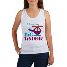 I love my Big Sister Women's Tank Top