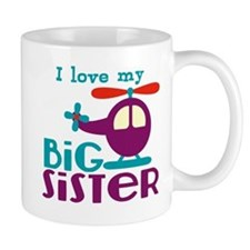 I love my Big Sister Mug