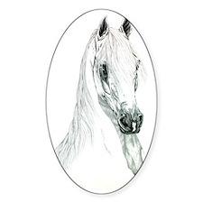Arabian Spirit Horse Art Decal
