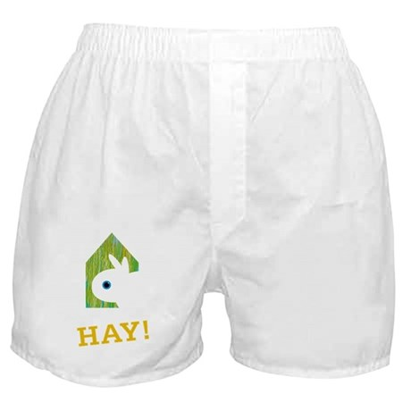 Snuffy Seize the Hay Boxer Shorts