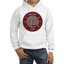 Red Molon Labe Hoodie