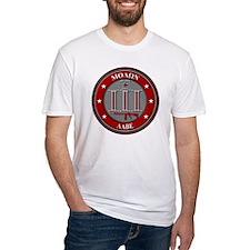 Red Molon Labe Shirt