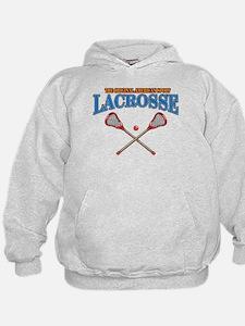 Lacrosse Original Americas Sport Hoodie