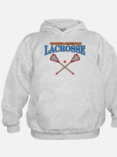 Lacrosse Original Americas Sport Hoody