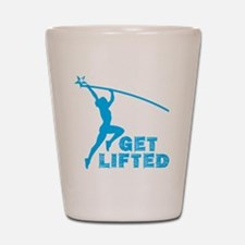 Womens Get Lifted Shot Glass