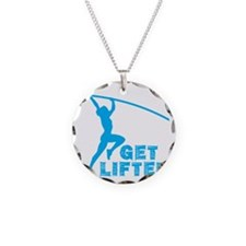 Womens Get Lifted Necklace