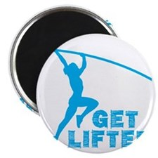 Womens Get Lifted Magnet