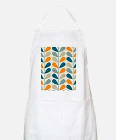 Retro Pattern Apron
