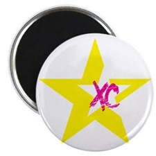 Womens XC Logo Magnet