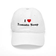 I love Tomato Soup Baseball Cap