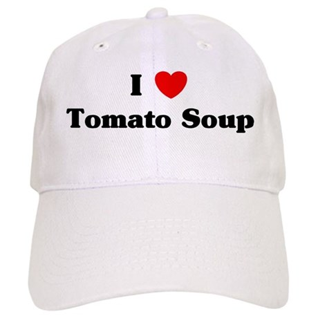 I love Tomato Soup Cap