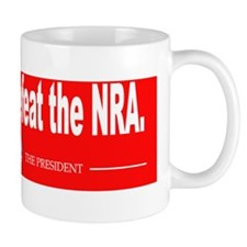 Fight Crime.  Defeat the NRA. Mug