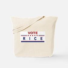 Condoleeza Rice in 2008 Tote Bag