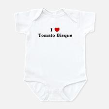 I love Tomato Bisque Infant Bodysuit