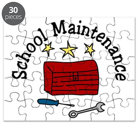 School Maintenance Puzzle