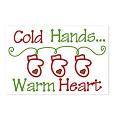 Cold Hands Postcards (Package of 8)