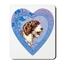 SWD-heart Mousepad