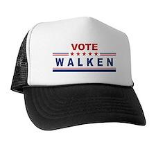 Christopher Walken in 2008 Trucker Hat
