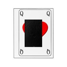 Queen of Hearts Picture Frame