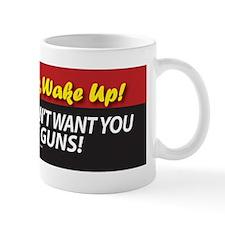 Pol 47g  Hey People, Wake Up! Mug
