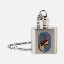 SWD-oval Flask Necklace