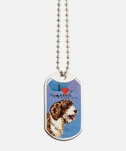 SWD-oval Dog Tags