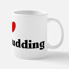 I love Bread Pudding Mug