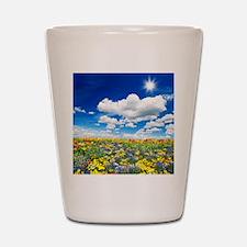 Tulip Meadow Shot Glass