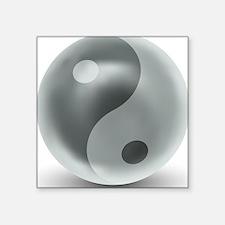 """TheAcupuncturistslogo Square Sticker 3"""" x 3"""""""