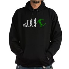 Rugby Kick Evolution (Green) Hoody