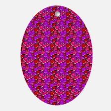 MINI IPAD Oval Ornament