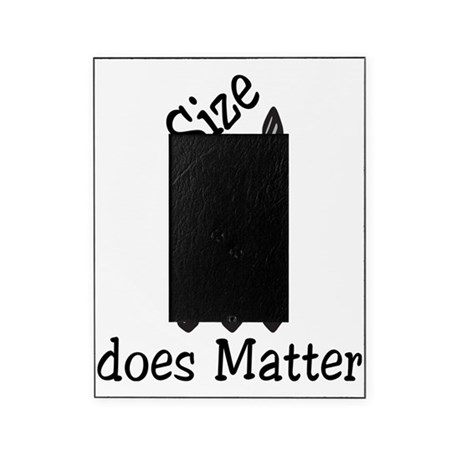 Size Does Matter Picture Frame by Admin_CP71974099