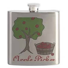 Apple Picker Flask