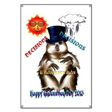 Decisions-Decisions-Groundhog Day Banner