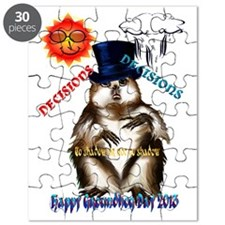 Decisions-Decisions-Groundhog Day Puzzle
